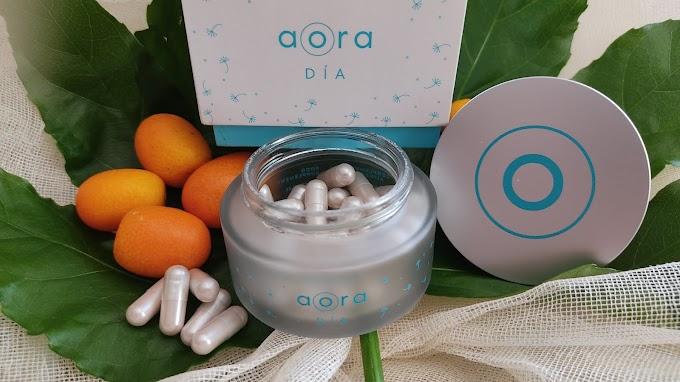 """""""aora día"""": el mejor complejo de antioxidantes y vitaminas para sentirte en plena forma"""
