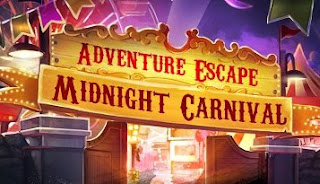 game android adventure escape midnight carnival
