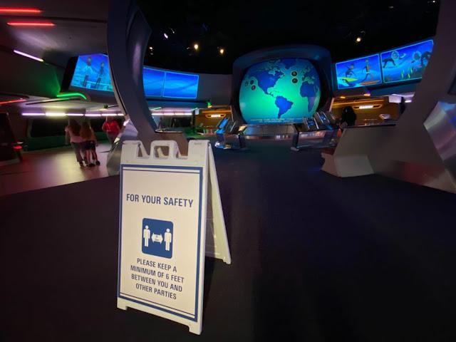 spaceship earth Phased Reopening EPCOT Hollywood Studios Walt Disney World Resort