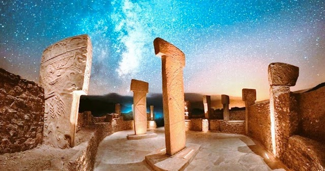 """History of the Stone Age: """"Göbekli Tepe"""" the Oldest Temple in the World"""
