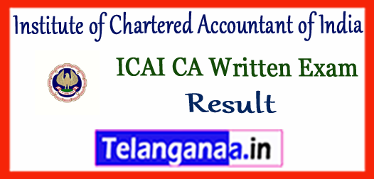 ICAI CA Institute of Chartered Accountant of India Chartered Accountant Results 2017