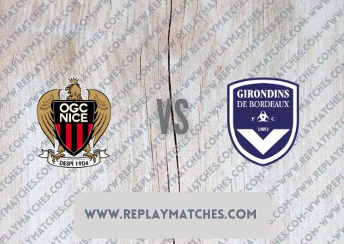Nice vs Bordeaux -Highlights 28 August 2021