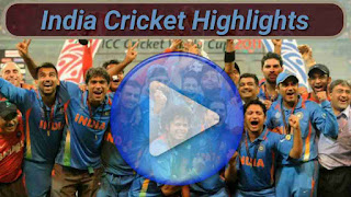 India Cricket Highlights