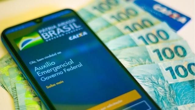 ECONOMIA: Governo estuda estender auxílio emergencial, mas com valor de R$ 200