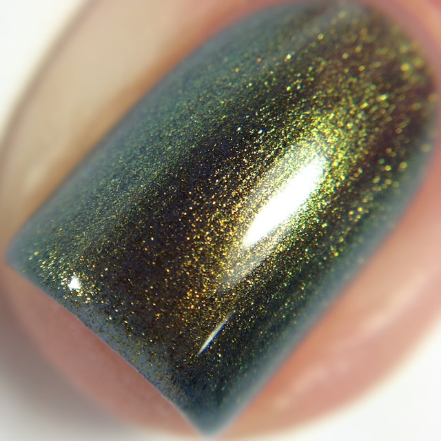 Supernatural Lacquer-The Creature