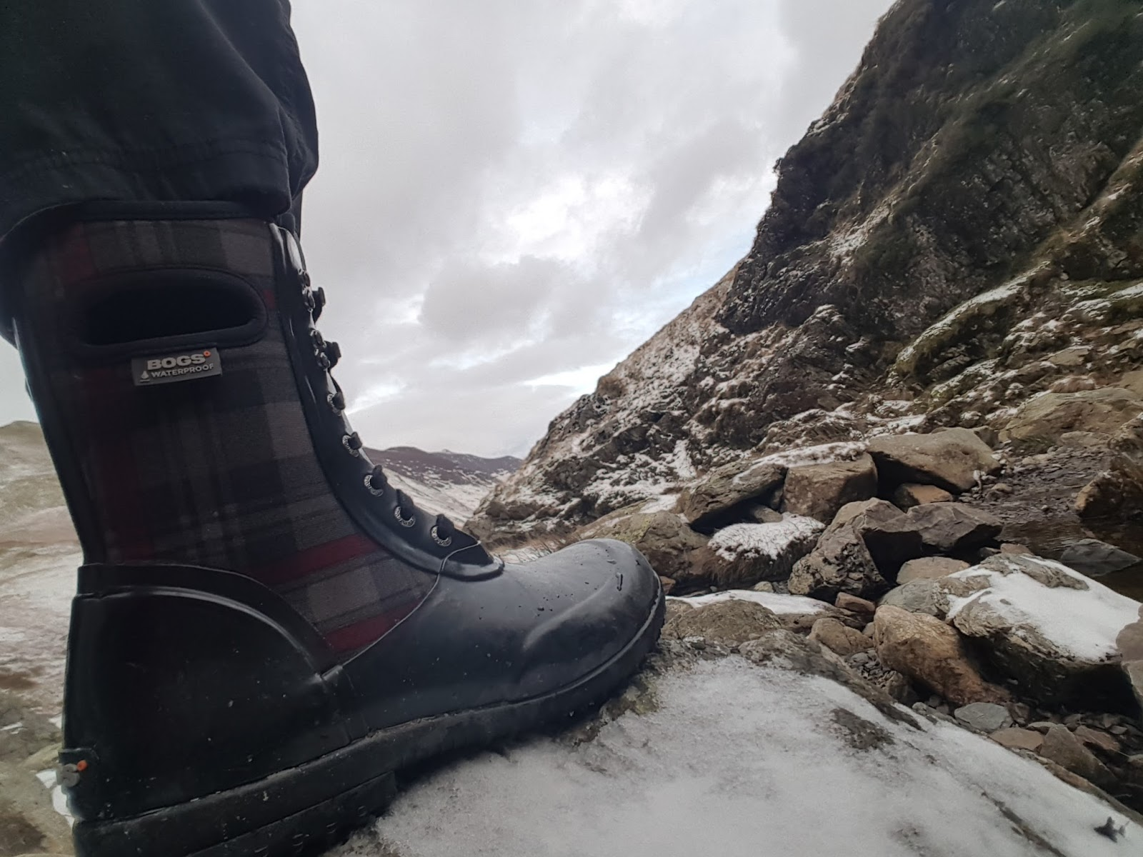 Great British Escapades Dirty Boots