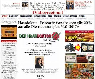 Haardoktor – Friseur in Sandhausen gibt 20 % auf alle Dienstleistung bis 30.04.2017   http://tvueberregional.de/haardoktor-friseur-in-sandhausen-gibt-20-auf-alle-dienstleistung-bis-30-04-2017/