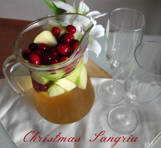 Christmas Sangria Recipe
