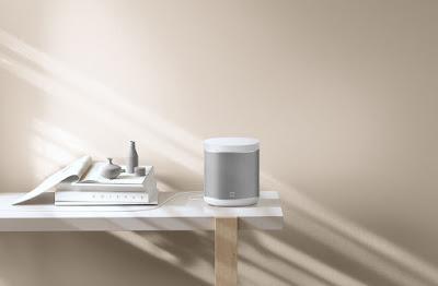 Mi Smart Speaker ลำโพงอัจฉริยะ ยกระดับคุณภาพชีวิตของคุณให้ง่ายขึ้นด้วยการสั่งงานด้วยเสียง Google Assistant™ ในราคาพิเศษเพียง 990 บาท