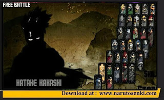 Naruto Senki Rise of the Ninja Dark War V1.0.6 Apk