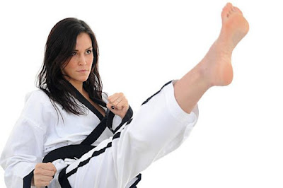 Say Yes to Being You: Women's Only Martial Art Lessons at Bruce McCorry's