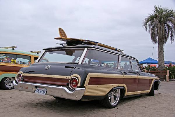 1962 Ford Country Squire Woody Auto Restorationice