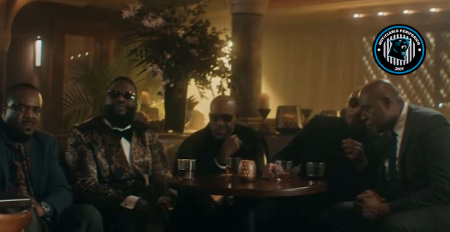 Just In Case | DMX, Rick Ross e Swizz Beatz se unem em novo clipe