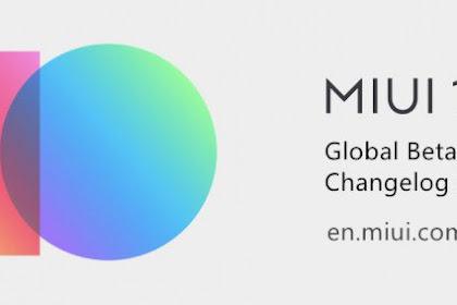 Cara Install ROM MIUI 10 Global Beta Version Redmi 5 Plus & Redmi 5