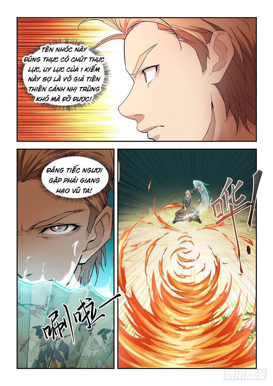 Kiếm Nghịch Thương Khung Chapter 148 video - Hamtruyen.vn