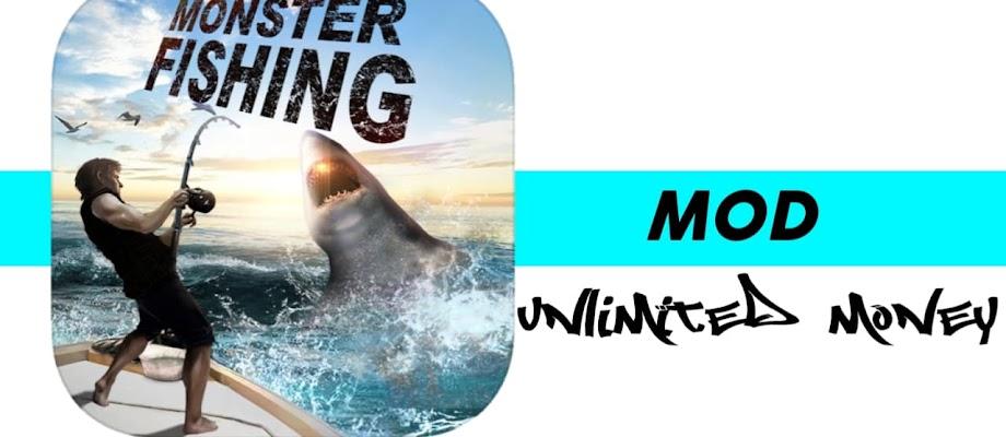 [margatomsio.com]: Download Monster Fishing 2019 | Mod Unlimited Money