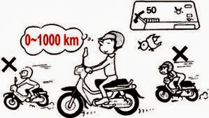 Tiết kiệm xăng nhờ tránh chạy xe quá chậm hoặc quá nhanh