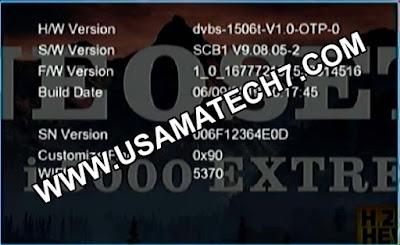 NEOSAT i5000 EXTREME SOFTWARE