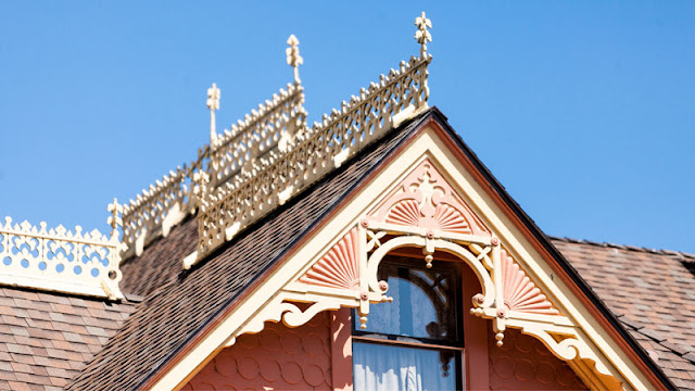 Victorian Gabled Roof