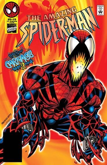 Versión alternativa malvada de Spiderman
