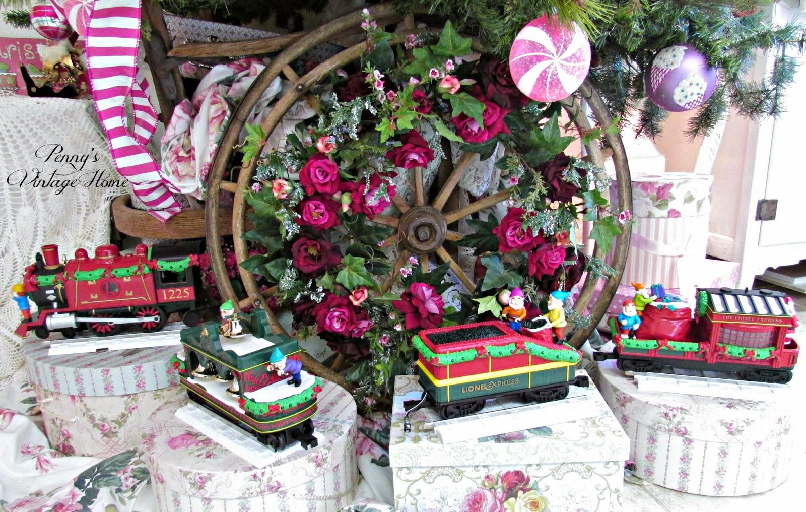 Penny's Vintage Home: Fairy Tale Christmas Tree