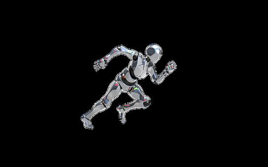 Like Human, a Robot can perform stunts   Interlinkzone  