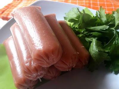 Cara Membuat Sosis KW Tanpa Daging 1