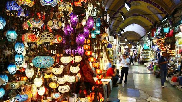Grand Bazaar Turki