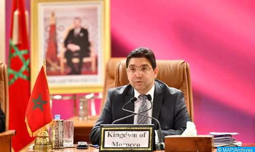 السيد بوريطة: المغرب على استعداد لتسخير كل الإمكانات المتاحة للرقي بالحوار السياسي العربي- الياباني إلى مستوى تعاون حقيقي