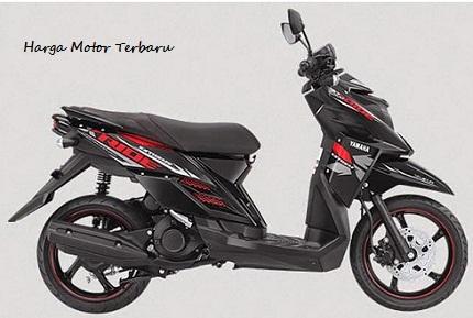 Harga Dan Spesifikasi Yamaha X Ride Terbaru 2016 Harga