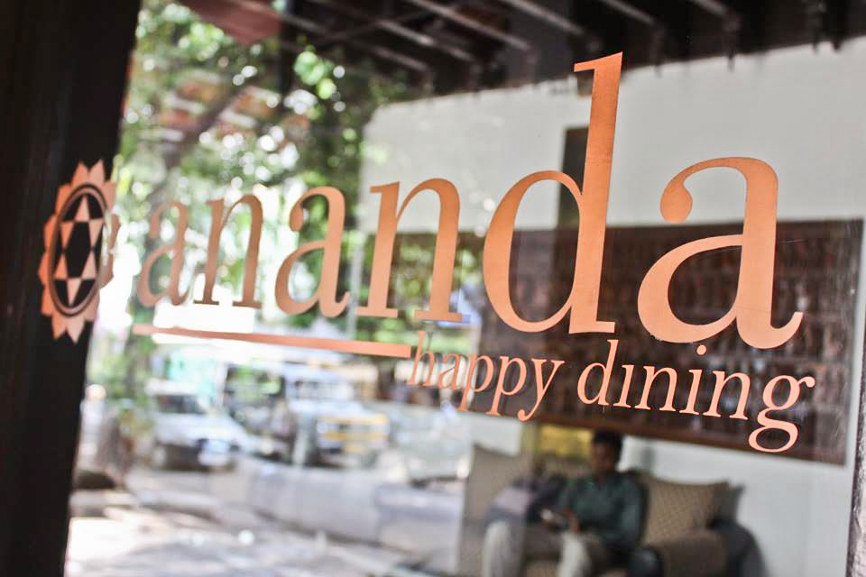 Ananda restaurant Hyderabad