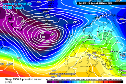 Meteo24news.gr: Περαιτέρω άνοδος της θερμοκρασίας-Παροδικές χιονοπτώσεις στη Θράκη