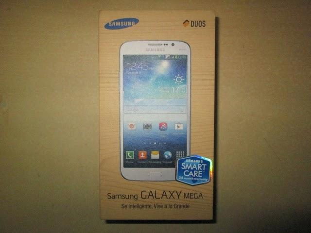 Dus Samsung Galaxy Mega 5.8 Bekas Layak Pake
