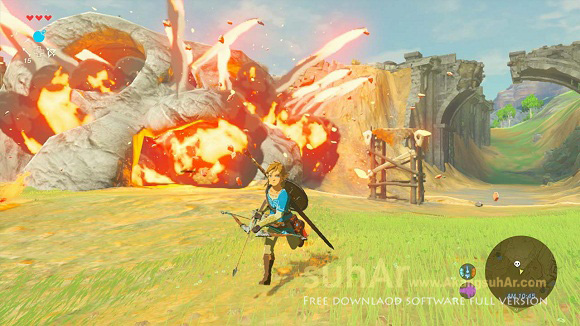 Gratis Download Game Pc The Legend of Zelda Breath of the Wild Full Crack Terbaru
