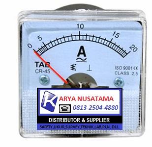 Jual Tab Ampere Meter AC DC  0 - 15 A di Probolinggo