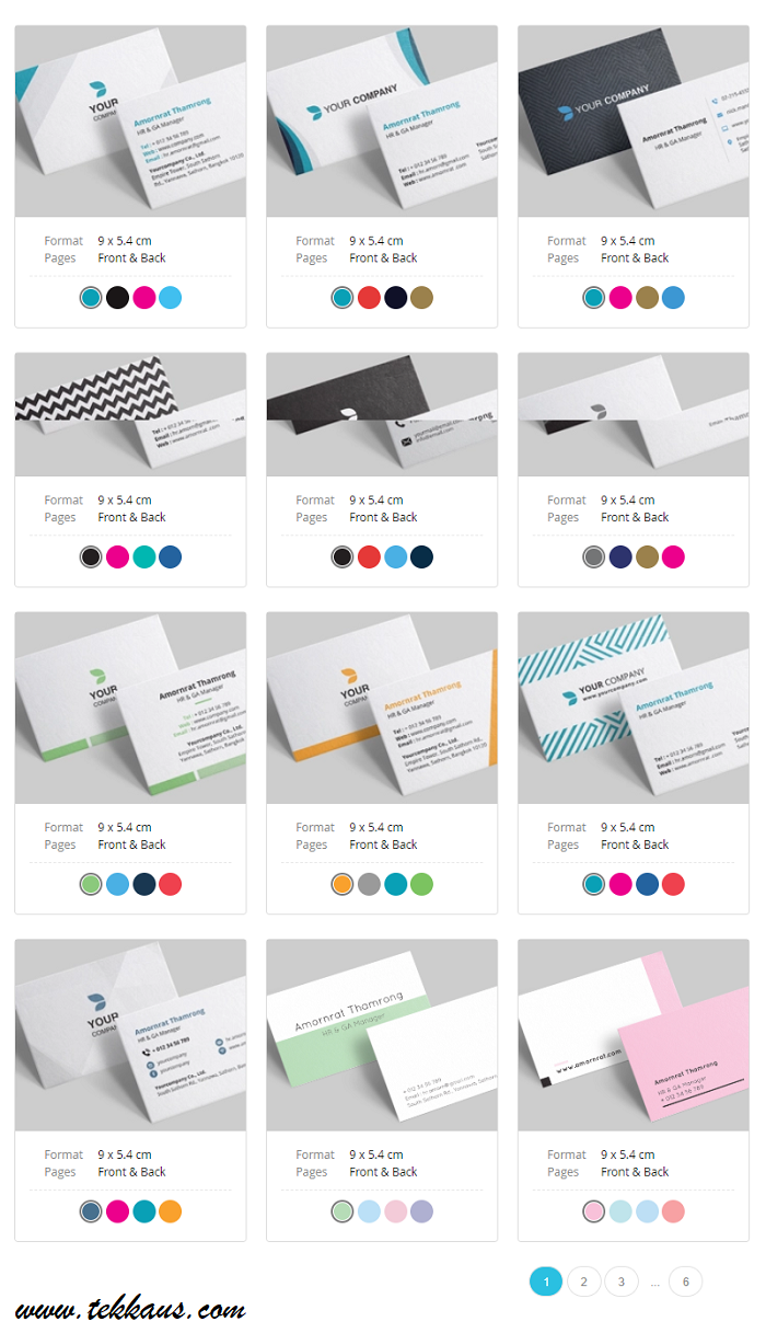 Free Design Cheap High Quality Business Card With Gogoprint