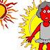 علاج حروق الشمس طبيعيا