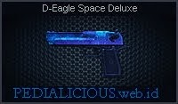 D-Eagle Space Deluxe