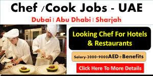 Walk in interviews for Cooks, Trade Chef, Junior Sous Chef in Dulsco LLC Company  For Abu Dhabi Location | 78 Vacancies |Salary AED 4,000 - 4,500