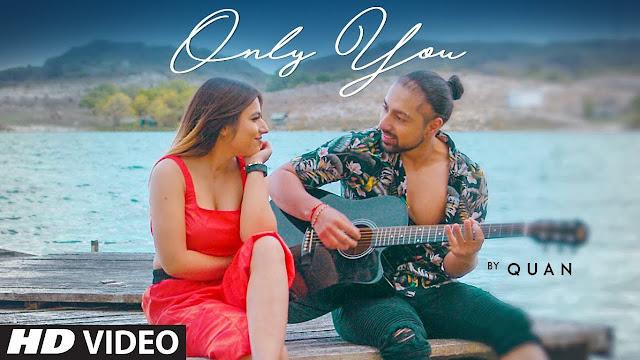 Only You Lyrics - Quan