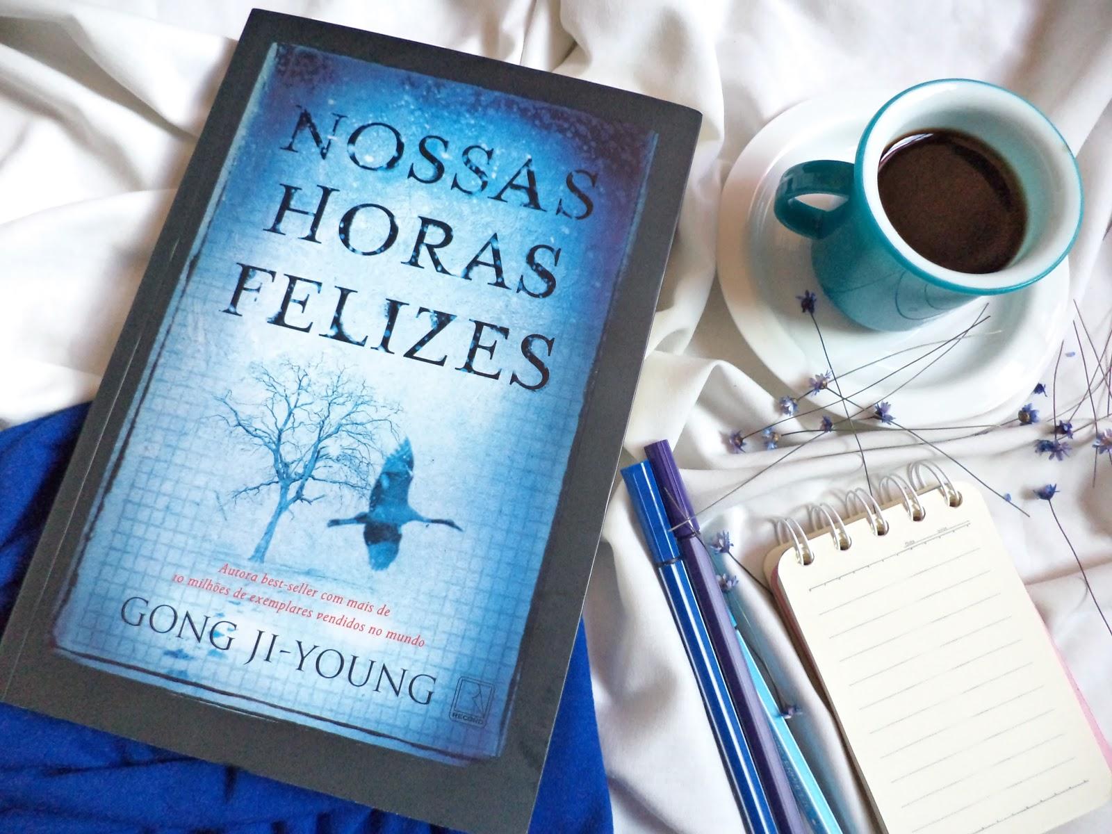 Nossas Horas Felizes de Gong Ji-Young livro