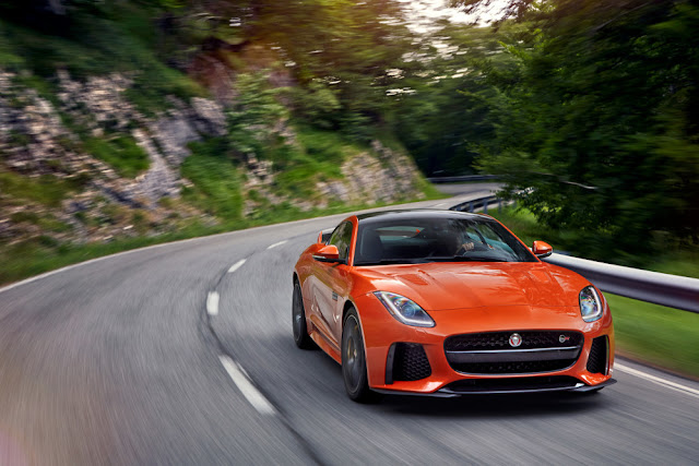 Jaguar F-Type SVR & Evoque Convertible Making Local Debut At SA Festival of Motoring