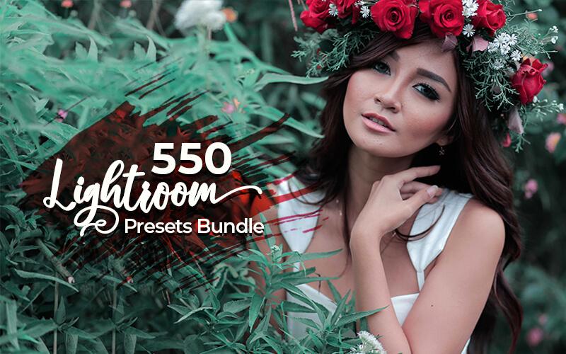 550 Elegant Lightroom Presets Bundle