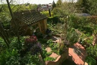 garden in Nottingham