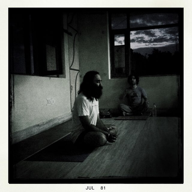 Surinder Singh Yoga Class in Rishikesh