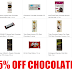 75% off Chocolate on Amazon + Free Delivery With $8.75 Order (That is $35 before 75% off). Amazon Prime Members only