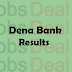 Dena Bank PO Result 2017 PGDBF Probationary Officer Cut Off Marks
