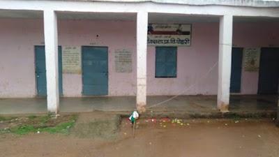 बड़ी खबर पोहरी में किले के अंदर प्राथमिक विद्यालय में राष्ट्रध्वज का अपमान | Pohari News