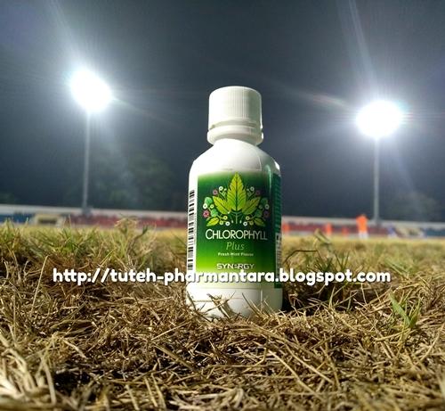 5 Manfaat Klorofil