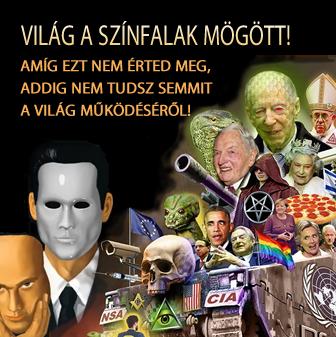 VILÁG A SZÍNFALAK MÖGÖTT